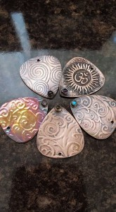 copper guitar picks 4